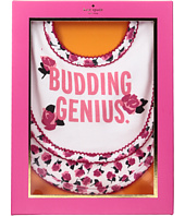 Kate Spade New York Kids - Budding Genius Bib Set (Infant)