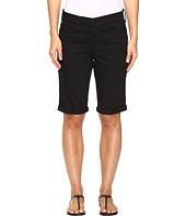 NYDJ - Briella Roll Cuff Shorts in Black