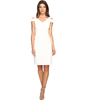 Adrianna Papell - Cold Shoulder Fitted Sheath