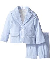 Mud Pie - Seersucker Short Suit (Infant)