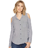 Splendid - Boardwalk Stripe Mixed Stripe Shirt