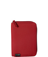 Pacsafe - RFIDsafe LX150 RFID Blocking Zippered Passport Wallet