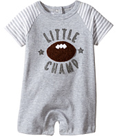 Mud Pie - Little Champ Raglan One-Piece (Infant)
