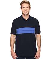 Nautica - Short Sleeve Chest Stripe Polo