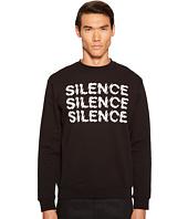 McQ - Triple Silence Clean Crew Neck