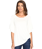 Karen Kane - Split-Sleeve Pick Up Top