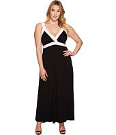 Karen Kane Plus - Plus Size Banded Maxi Dress