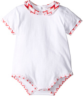Missoni Kids - Jersey Zigzag Solid One-Piece (Infant)