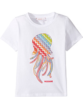 Missoni Kids - Placed Print Jellyfish T-Shirt (Toddler/Little Kids)