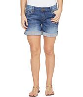KUT from the Kloth - Petite Catherine Boyfriend Short in Feminine Wash