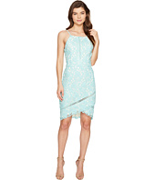Adelyn Rae - Sabina Woven Lace Sheath Dress