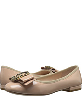 Marc Jacobs - Interlock Round Toe Ballerina