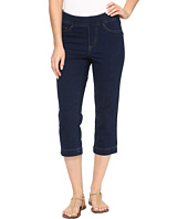 FDJ French Dressing Jeans - Comfy Denim Wonderwaist Pull-On Capris in Indigo