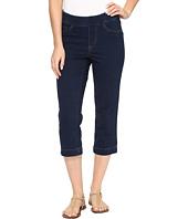 FDJ French Dressing Jeans - Comfy Denim Wonderwaist Pull-On Capris in Indigo