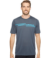 Under Armour - Threadborne Cross Chest Short Sleeve