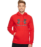 Under Armour - Rival Fitted Graphic Hoodie