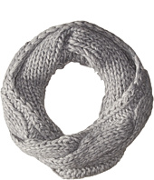 Polo Ralph Lauren - Fringed Chunky Cable Neck Funnel Scarf
