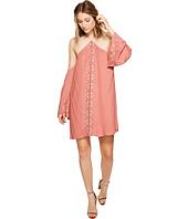 The Jetset Diaries - Desert Rose Mini Dress