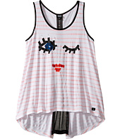 Armani Junior - Funtastic Eyelash Logo Tank Top (Toddler/Little Kids/Big Kids)