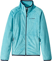 Columbia Kids - Pearl Plush Full Zip (Little Kids/Big Kids)