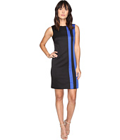 Ellen Tracy - Pique Stripe Dress