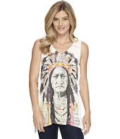 Double D Ranchwear - Chief Sitting Bull Tank Top