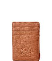 Herschel Supply Co. - Raven Leather RFID