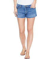 Hudson - Kenzie Cut Off Five-Pocket Shorts in Undefeated