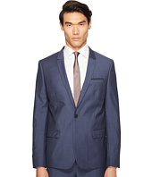 The Kooples - Blue Suit Jacket End-On-End