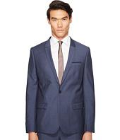 The Kooples - Blue Suit Jacket End-On-End