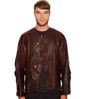 Vivienne Westwood - Pourpoint Scarred Leather Jacket