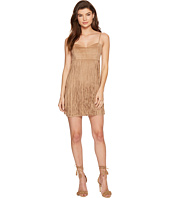 Jack by BB Dakota - Rowlands Soft Faux Suede Fringed Dress