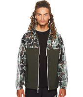 adidas Originals - Camo Reversible Windbreaker