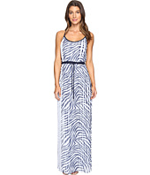 MICHAEL Michael Kors - Plains Zebra Pleat Maxi