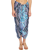 Echo Design - Sheer Stripe Pareo Cover-Up