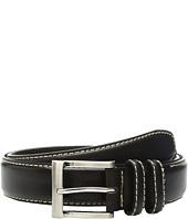 Florsheim - 32mm Full Grain Leather Belt