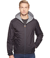 Save the Duck - Hooded Reversible Nylon To Milky Coating Fabric