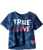 True Religion Kids - True Love Drape Tee (Toddler/Little Kids)