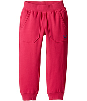 True Religion Kids - Branded Cropped Sweatpants (Big Kids)