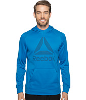 Reebok - Workout Ready Warm Poly Fleece Over the Head Hoodie