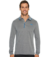 PUMA Golf - Tailored Long Sleeve Polo