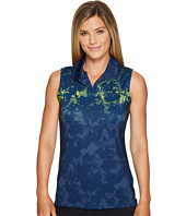 PUMA Golf - Floral Sleeveless Polo