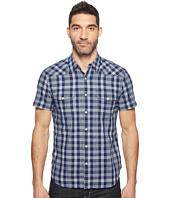 Lucky Brand - Short Sleeve Western Shirt