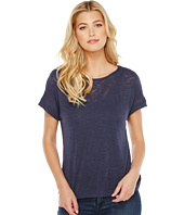 B Collection by Bobeau - Valerie Dolman Mixed Media T-Shirt