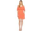 Kennedy Flounce Layer Dress