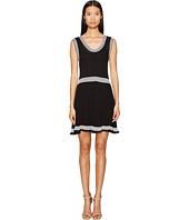 McQ - Rib Stripe Dress