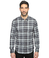 John Varvatos Star U.S.A. - Mayfield Slim Fit Sport Shirt with Contrast Turnback Placket W434T1L