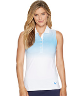 PUMA Golf - Road Map Sleeveless Polo