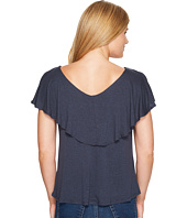B Collection by Bobeau - Cape Back Knit Tee