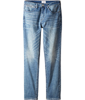 Hudson Kids - Jagger Slim Straight Five-Pocket in Plaster Wash (Big Kids)